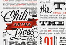 Type / by Drew Hill