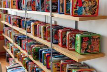 lunch boxes / by Willie Lamb