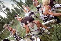 Cosplay / Cosplay is an awesome activity! / by Hirisson