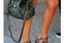 handbags and shoes / by Deborah Oliner