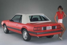 1980 Ford Mustangs / 1980 Ford Mustangs / by StangBangers