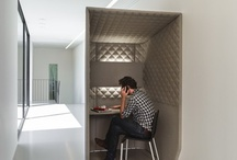 :: Working Spaces / by CB