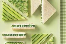Green food / by Loetitia Cuisine