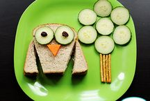 Creative Ideas: FOOD / by Emily Edwards at Your Heart's Desire