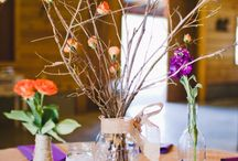 Vibrant Rustic Wedding / by Revel Events