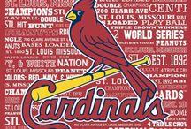 Cardinal Nation / by Kimberly Ruebling Long