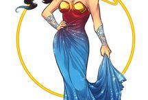 Wonder Woman / by Teresa Henson