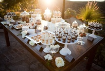 Dessert Tables / by Brass Tacks Events