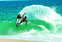 Skimboarding / by Nick Carr