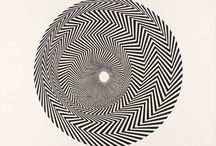 """Optical Illusions / """"Is not this whole world an illusion? And yet it fools everybody."""" ~ Angela Carter / by Vanessa Knijn"""
