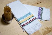 Weaving- Non Wrap / by Kate Schnetzer