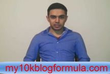 How to make money blogging / how to make money blogging and how to maximize your results from your blog / by mohammad ahrar