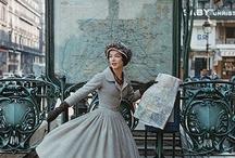 Lisboa-Londres-Paris / All a board?! ;) A trip from Lisbon to London, passing through Paris. / by Sandra Moreira