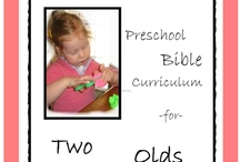 Homeschool Bible / #Homeschool #Bible lessons for tots and younger elementary with lots of neat ideas / by Lara @ Lara's Place and a Cup of Grace