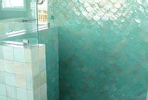 bathroom / by Jen Jones-Grissett