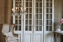 DIY - Something Old/Something New / Doors, Windows, Furniture, etc. / by Sharon Kirch