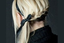 Hairstyles / by Andrea Leslie