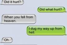 Have a laugh / by Ashley Fueston