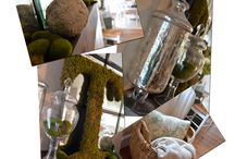 Spring Decor / Spring has sprung / by Christine Baker