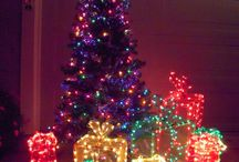 Christmas -- Lights / christmas christmas christmas lights decor decorating / by Mariel Hale