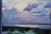 Dabbing with the Paint / by Rachel Joyner