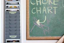 Chores / by K Whitehurst