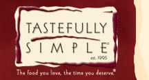 Yummy Tastefully Simple Stuff / Some Awesome Tastefully Simple Recipes and tips!  / by Melissa Melanson