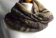 Winter Knit & Crochet / Tejidos de invierno / by Adriana Rocha