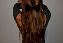 hair..... / by Jenna Leatherman