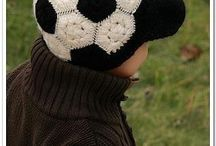 crochet for kids hats ect. / by Ann Hutchings