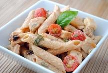 Pasta/Italian Recipes / by Kelley Wendt