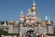 Planning for Disneyland / by Natasha Plumridge