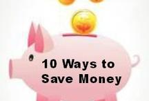 Saving Money / by Cynthia Conley