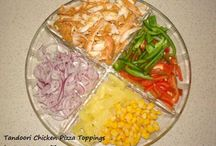 Fillings and Toppings / by Shahida Ali