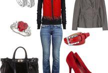 fashion  / by Christina Borland