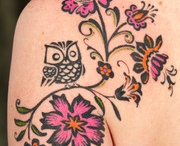 Tattoos  / by Melody Elgesem