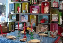 Craft Show Display Ideas / by Not 2 Shabbey