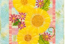 ~Quilts~ / A beautiful collection of some of the most talented crafters.  / by Laurie Ress