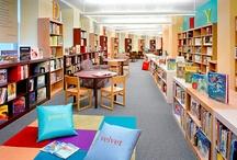 School Library Spaces / by Linda Dierks