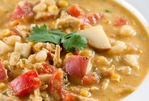 soups/stews/chilis/salads / by Susan Broome
