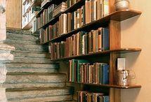 Bookshelves / by Nicola Osborne