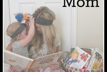 mom stuff / by April Bennett