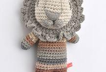 Crochet & Knitting / by Beki W