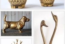 Cool brass  / by Tiffany Butler