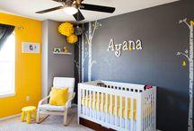 Nursery ideas  / by Amber Godwin