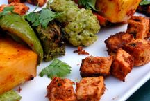BBQ Vegetarian Style / low fat and low sugar / by Simply Lanna