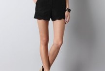 shorts / by Emily Anne-Marie