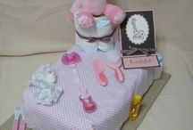 Diaper Cakes / by Fran B