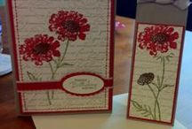A Field Flowers Cards / by Beverley Berthold