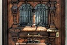 doors / by harley Softail